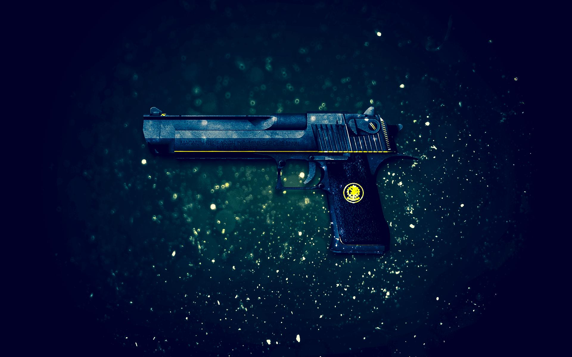 Desert Eagle Pistol Counter Strike Global Offensive Weapons HD 1920x1200