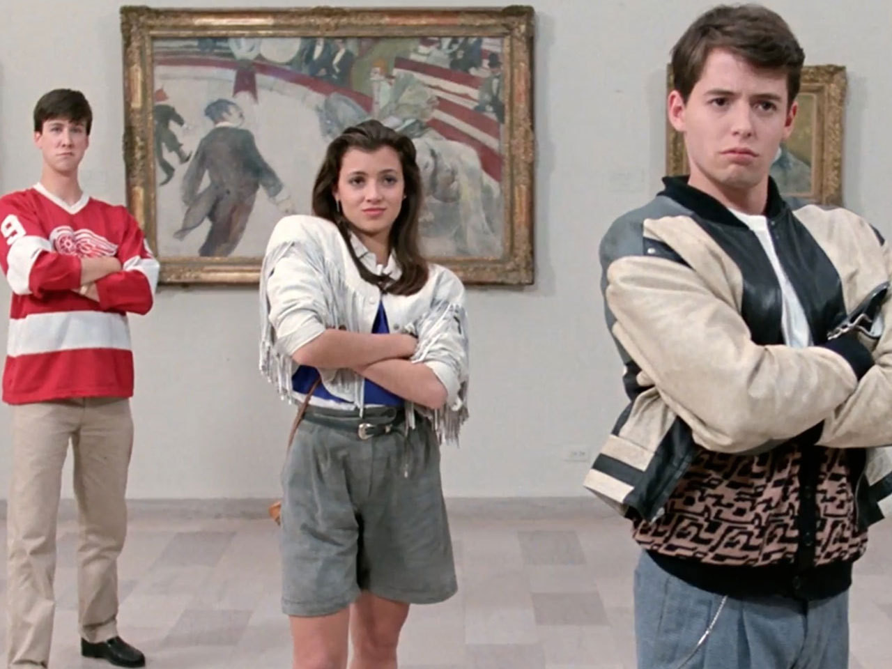 download Ferris Buellers Day Off Gorgeous Desktop Wallpaper 1280x960