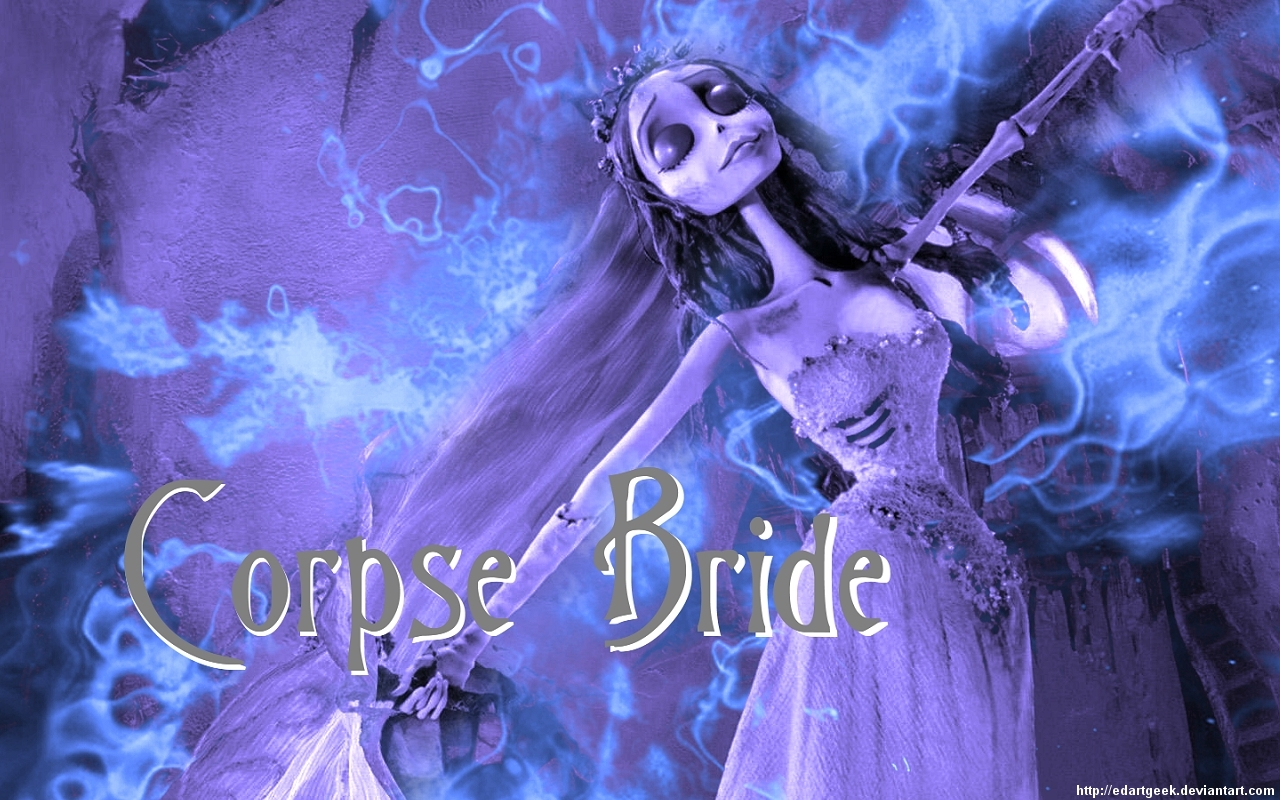 Free Download Corpse Bride By Edartgeek 1280x800 For Your