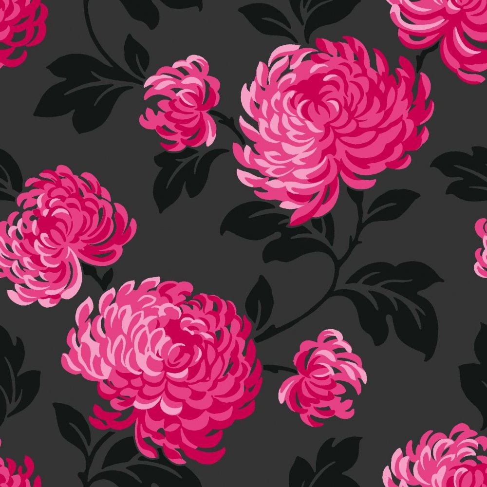 39] Pink and White Floral Wallpaper on WallpaperSafari 1000x1000
