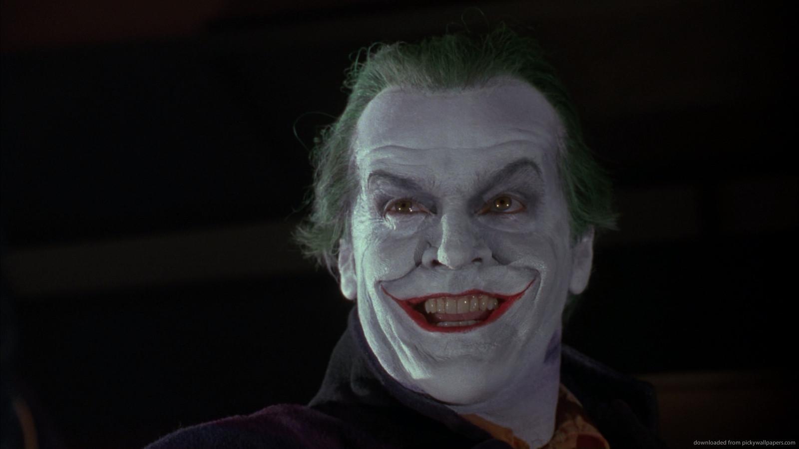 Download 1600x900 Jack Nicholson As A Joker Wallpaper 1600x900