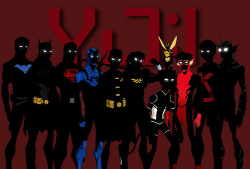 Young Justice images New team HD wallpaper and background 500x339