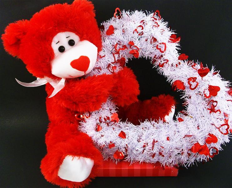 Valentines Day Wallpapers Valentines Day Teddy Bear Wallpapers Cute 742x600