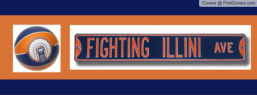 fighting illini Facebook Cover   Cover 597237 850x315
