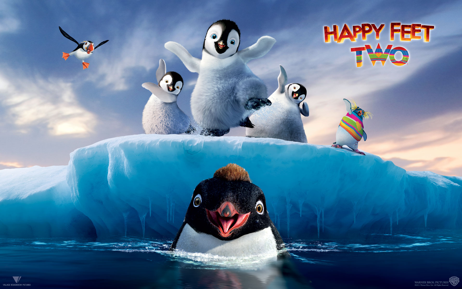 1920x1200 Happy Feet 2 Movie Wallpapers JoBlocom 1920x1200