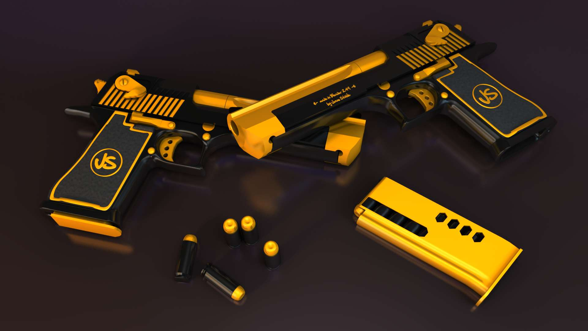 21 2015 By Stephen Comments Off on Desert Eagle Pistol HD Wallpapers 1920x1080