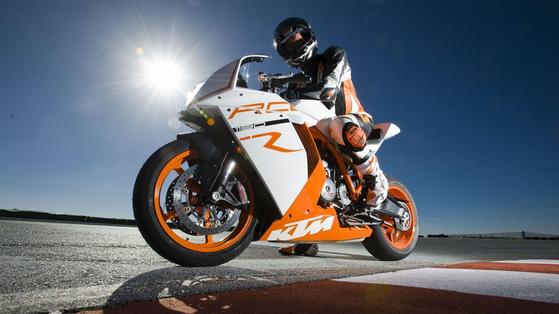 KTM RC8 2015 Wallpapers HD 1920x1080