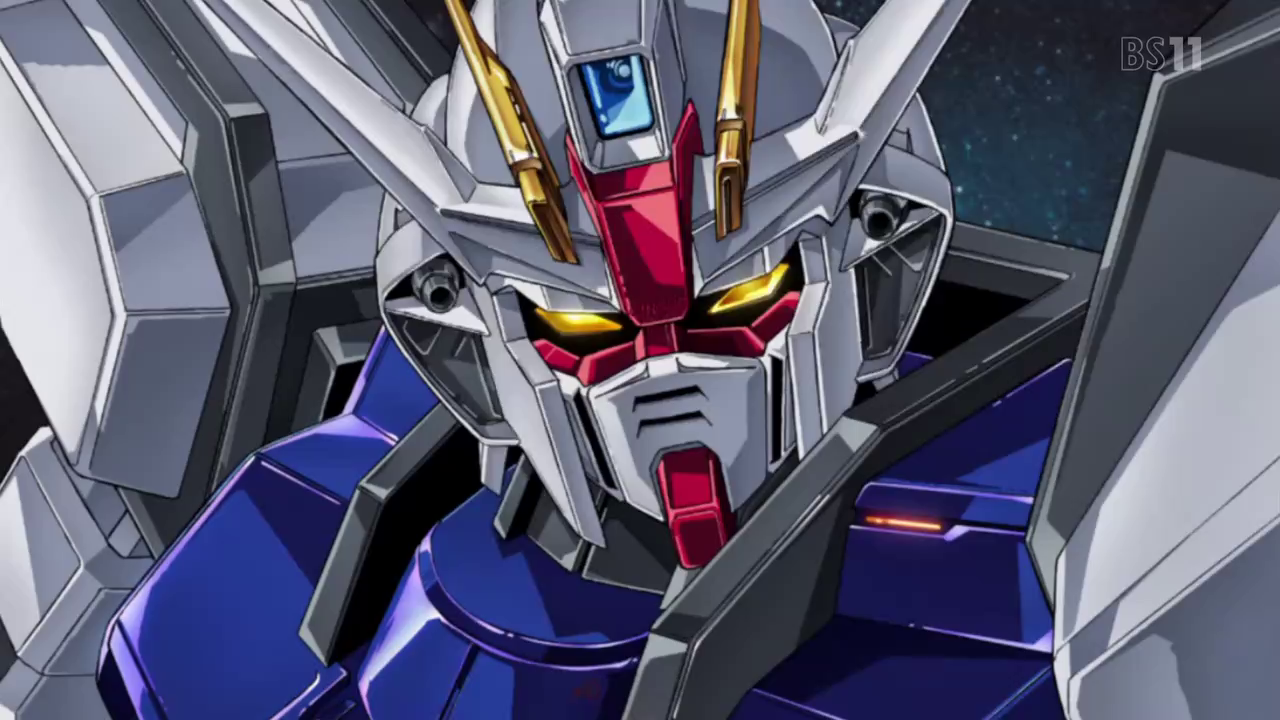 Strike Gundam   Gundam Seed Photo 34040486 1280x720