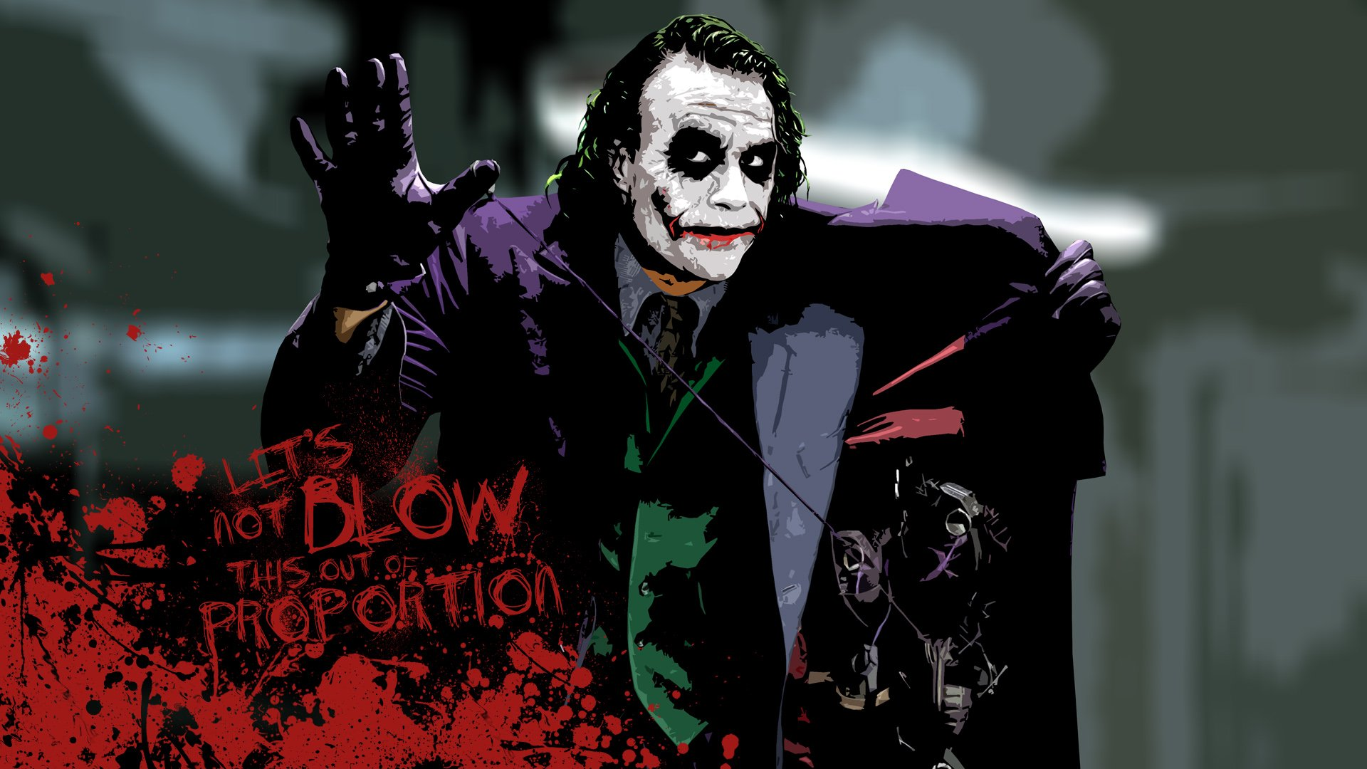 joker   The Joker Wallpaper 28092794   Page 4 1920x1080