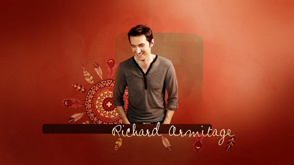 Richard Armitage Wallpaper By Daaria On Deviantart 1192x670
