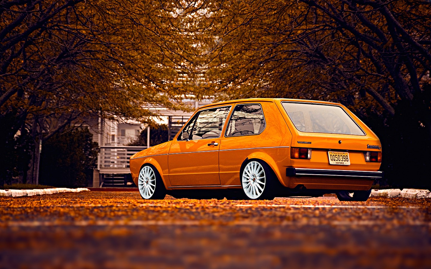 Golf Vw Wallpaper 1440x900 Golf Vw Golf Volkswagen Mk1 Golf 1440x900