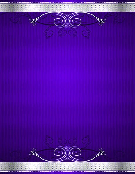 Purple And Silver Wallpaper Wallpapersafari