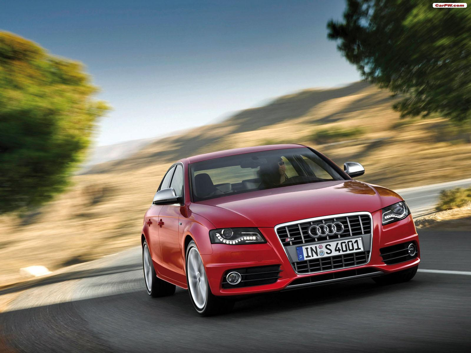 2009 Audi S4 HD Wallpapers High Definition Pictures 1600x1200