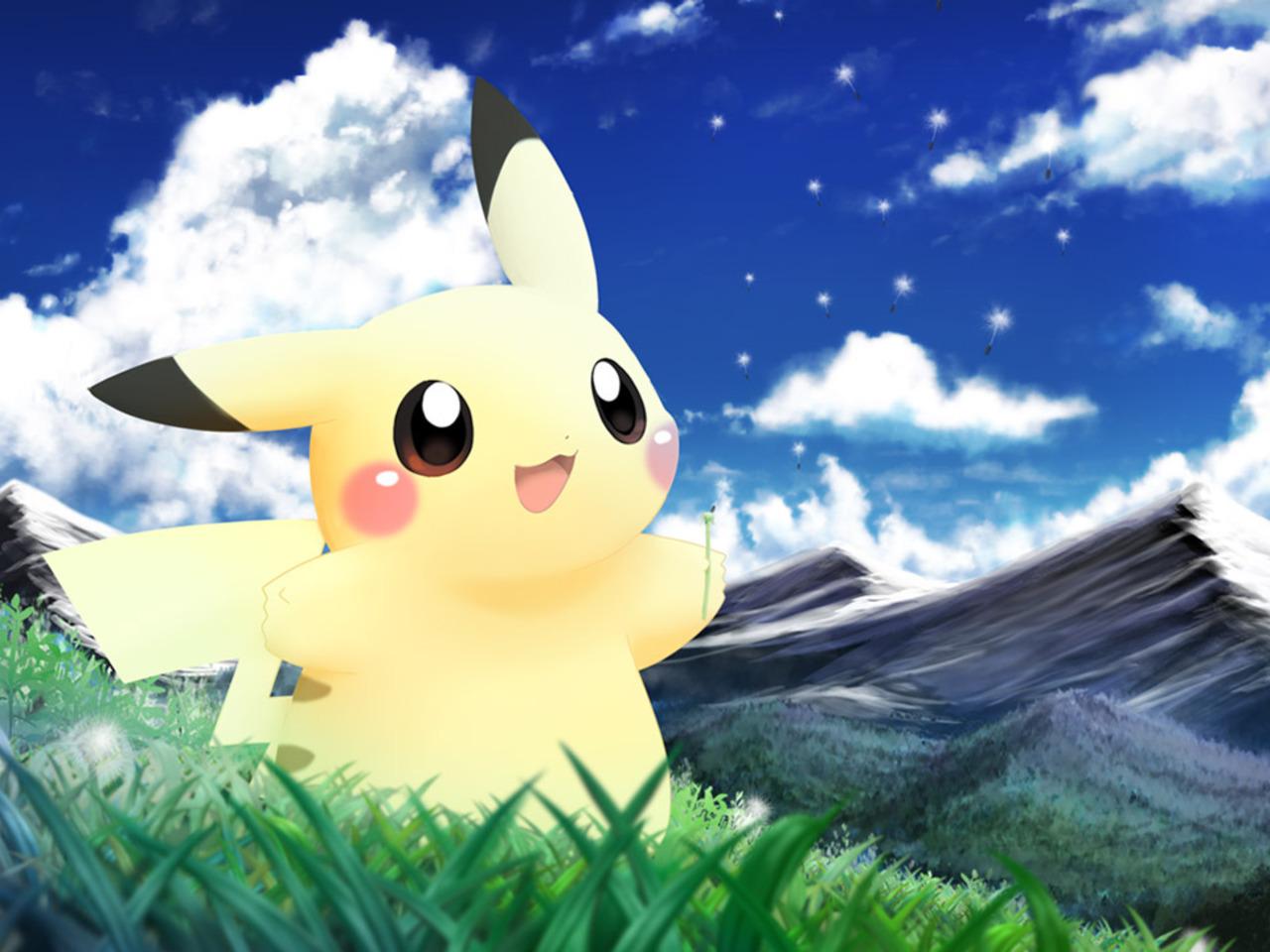Pikachu Wallpaper   Pikachu Wallpaper 24422945 1280x960