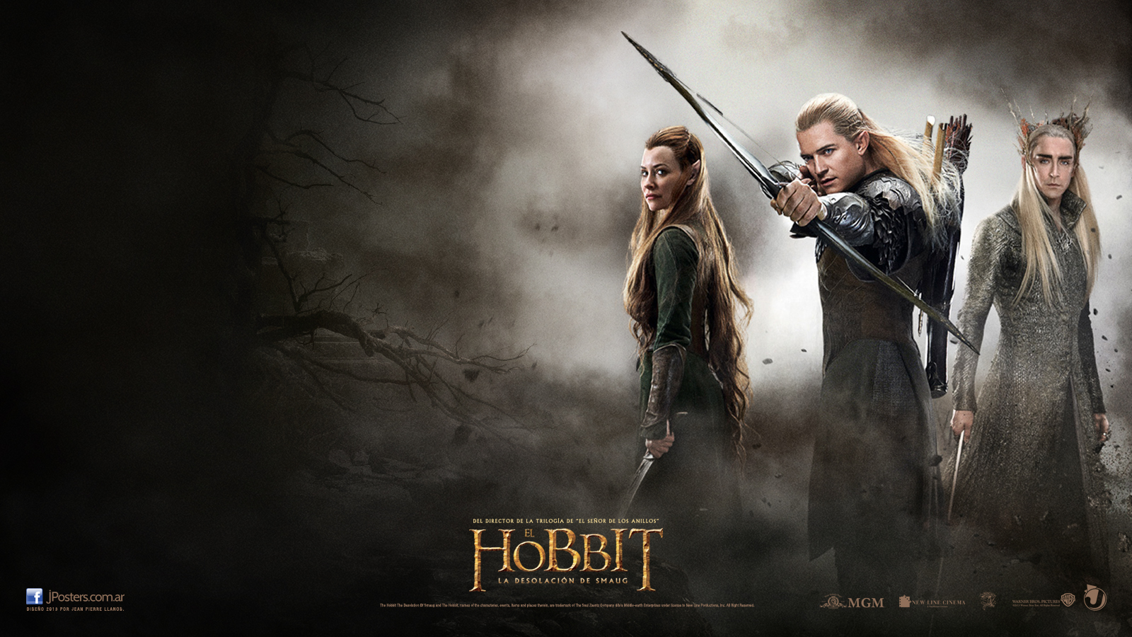 Last night of the world Legolas y Tauriel Cmo no 1600x900