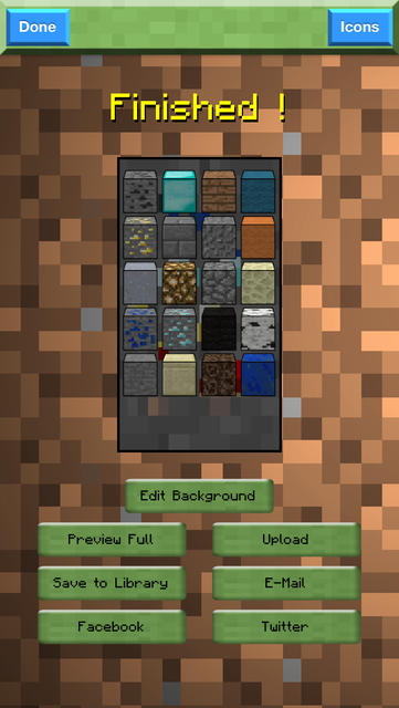 Pro Creator   Custom Wallpapers for Minecraft Game Textures Skins 361x640