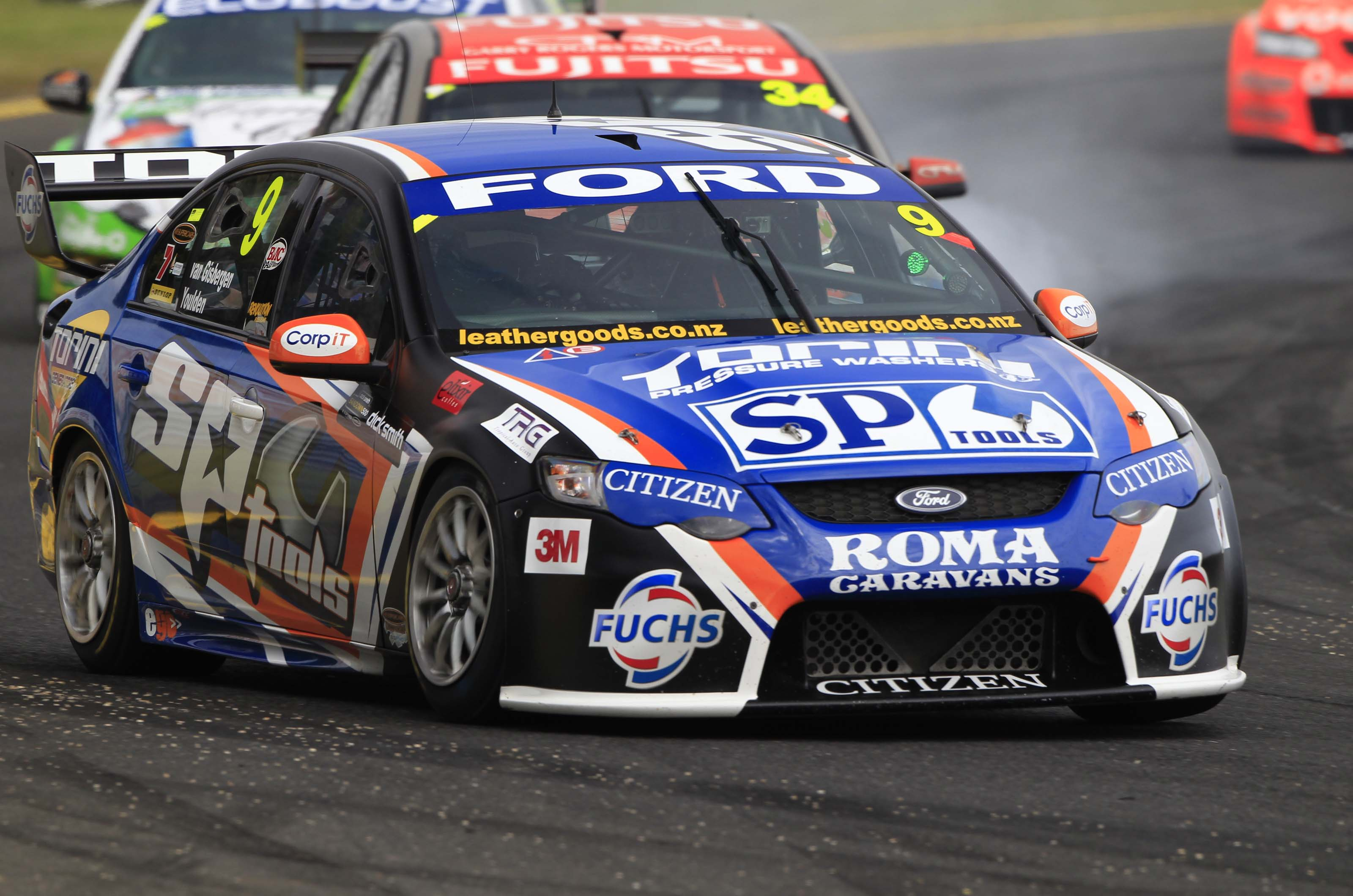Aussie V8 Supercars race racing v 8 ford r wallpaper 3200x2120