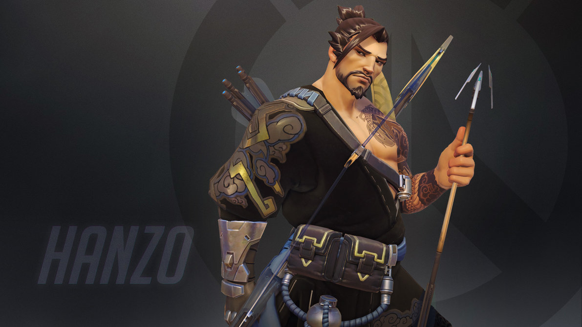 wallpaper hanzo hanzo overwatch wallpaper this is a wallpaper i put 1191x670