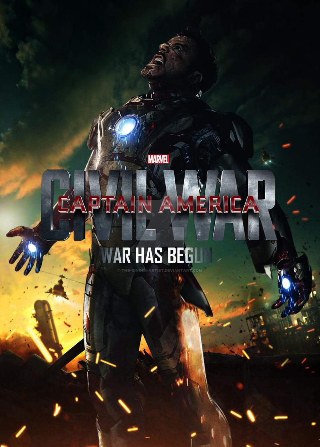 Captain America Civil War 1080p