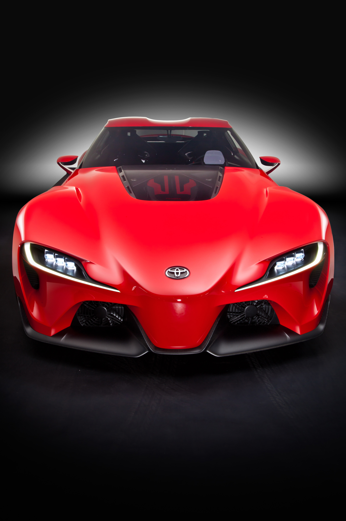 Toyota FT 1 Wallpapers 2017 2018 Toyota Supra Forum FT 1 Concept MKV 1360x2048