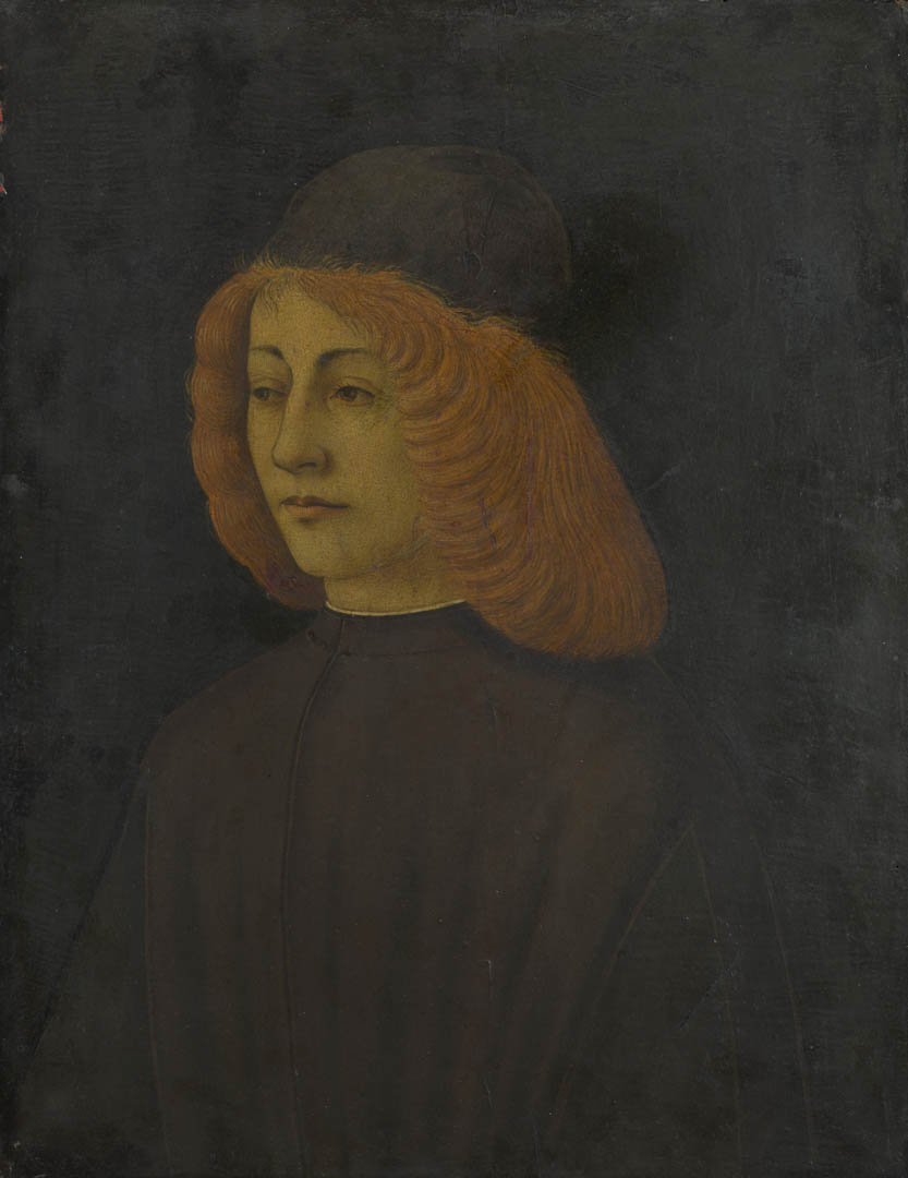 Of A Young Man 1   Italian Renaissance Classical Art Wallpaper Picture 833x1080