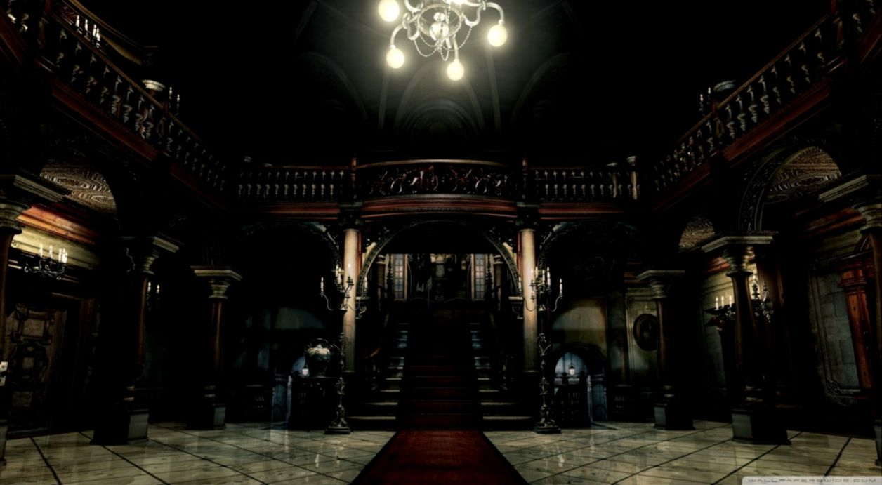 Resident Evil Game Wide Hd Wallpaper Love Wallpapers 1256x691