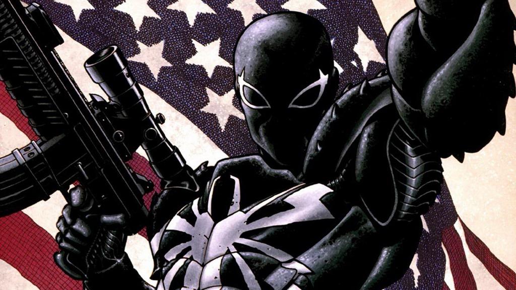 Hd Agent Venom Wallpaper Wallpapersafari