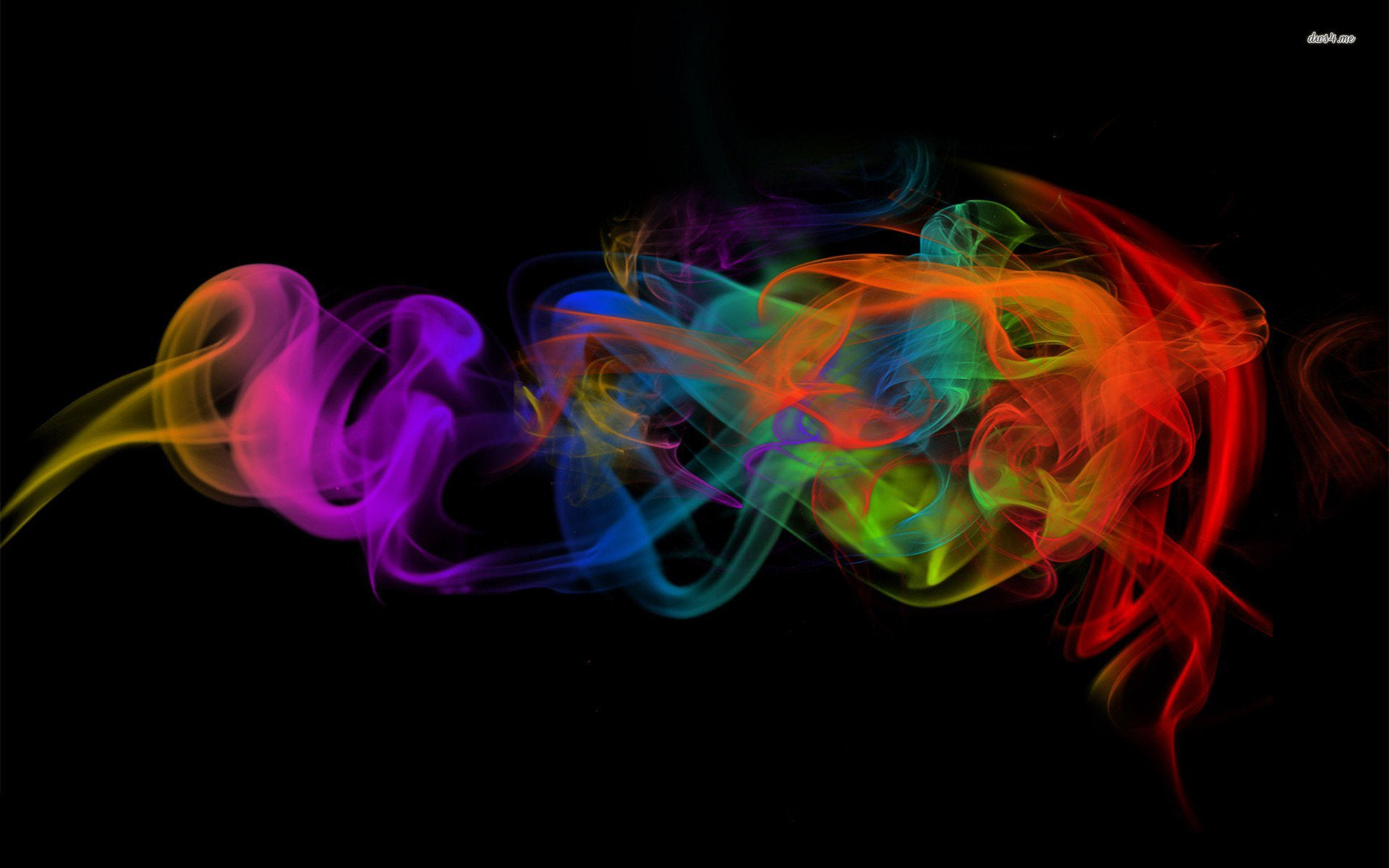 Colorful smoke wallpaper   Abstract wallpapers   11264 1920x1200