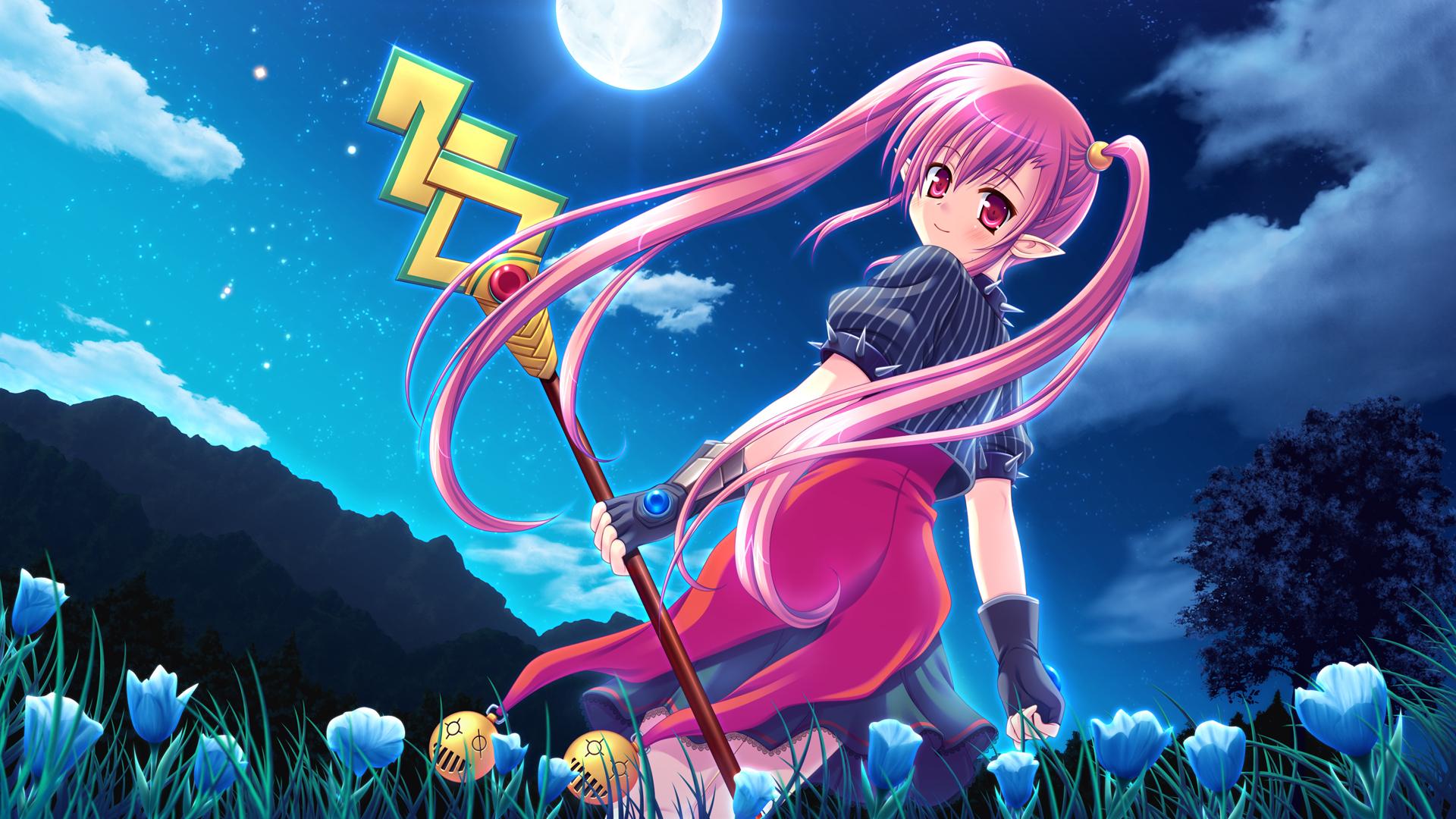 Dungeon Fighter Online anime wallpaper background 1920x1080