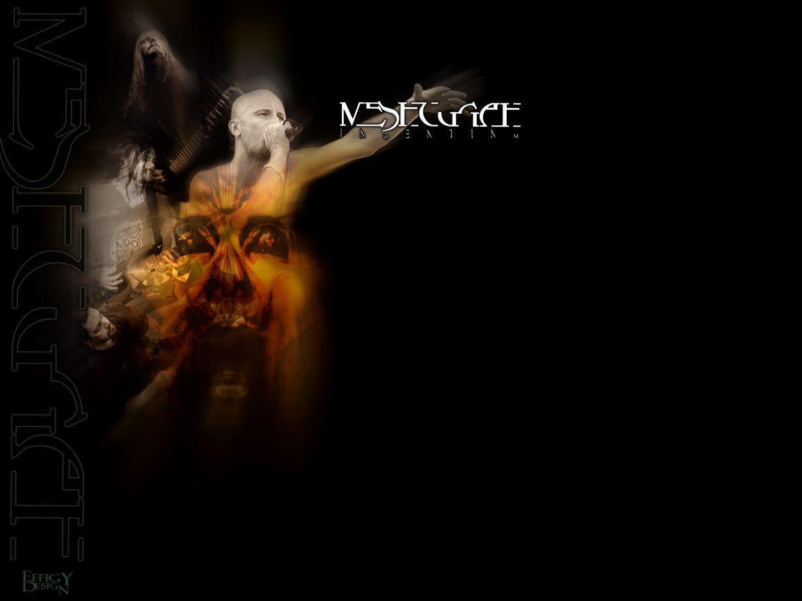 Meshuggah Wallpapers 1152x864