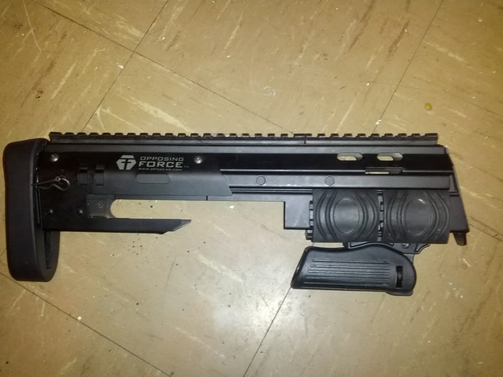 FS OPSGEAR MP7 shroud for tiberius with tactical goodies 1024x768