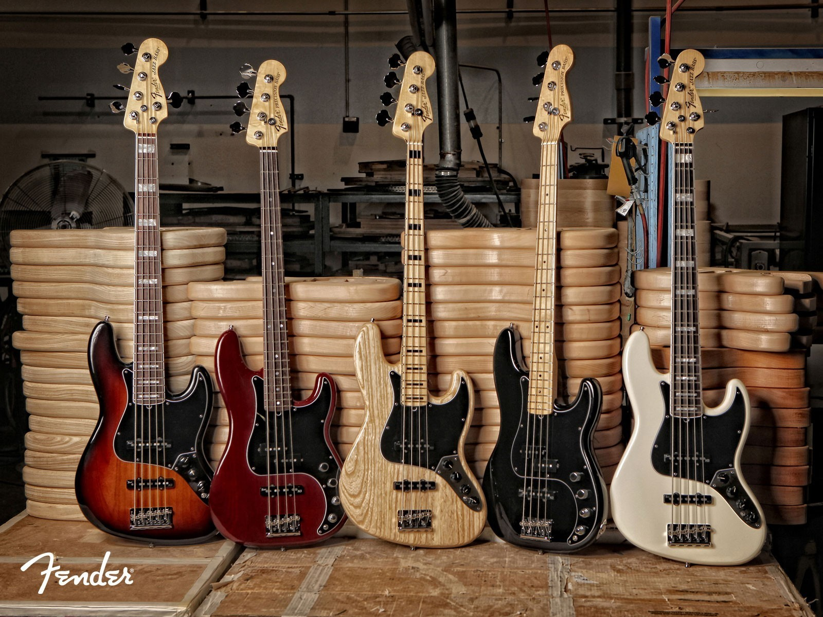 Fender Guitar Bass Wallpaper Desktop Wallpaper WallpaperLepi 1600x1200