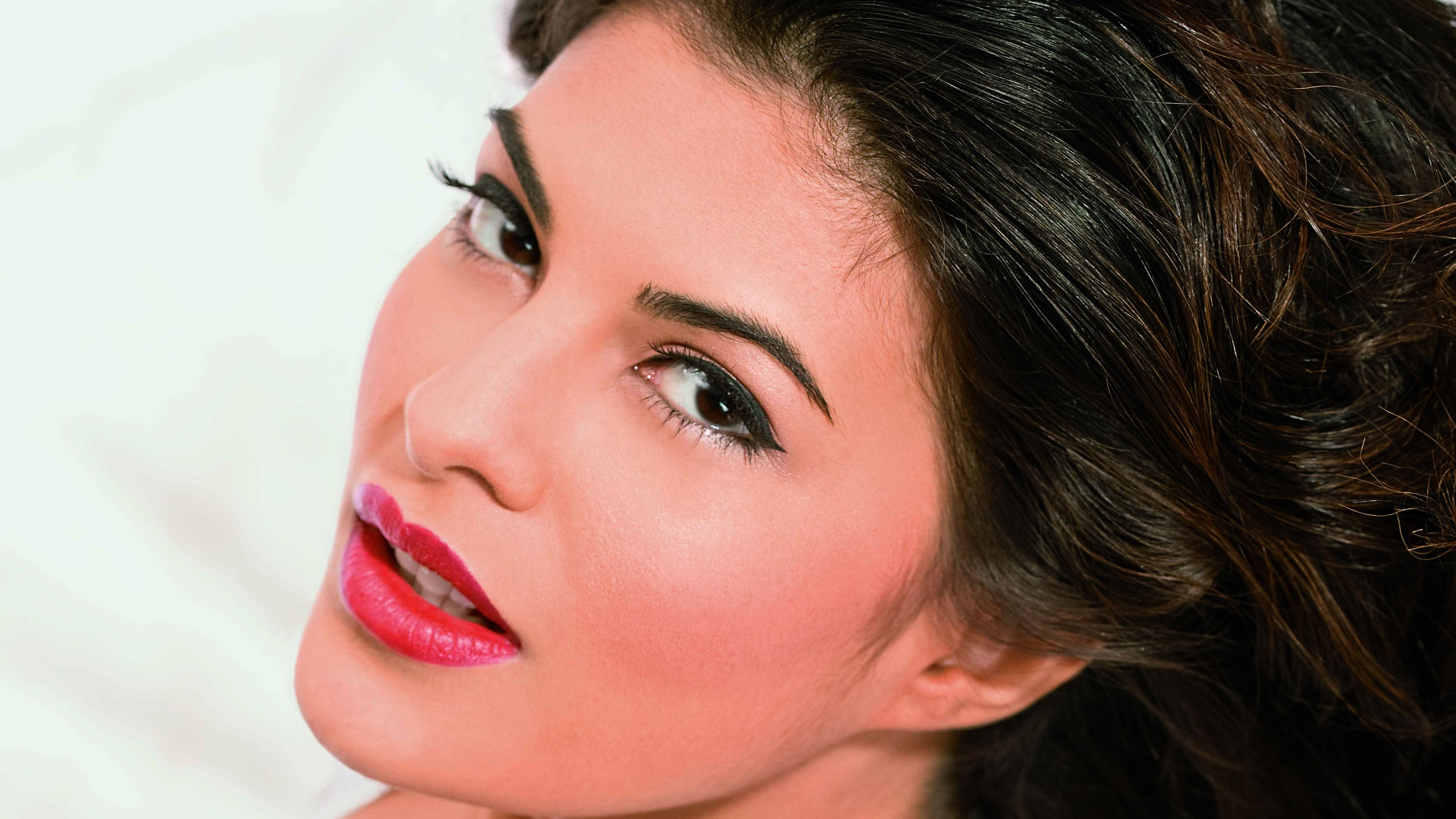 Cute Jacqueline Fernandez ultra hd Wallpaper 3840x2160