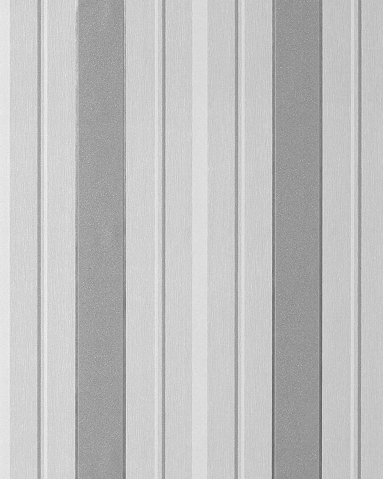 Papier peint ray en relief dessin rtro EDEM 069 26 rayures gris 1300x1625