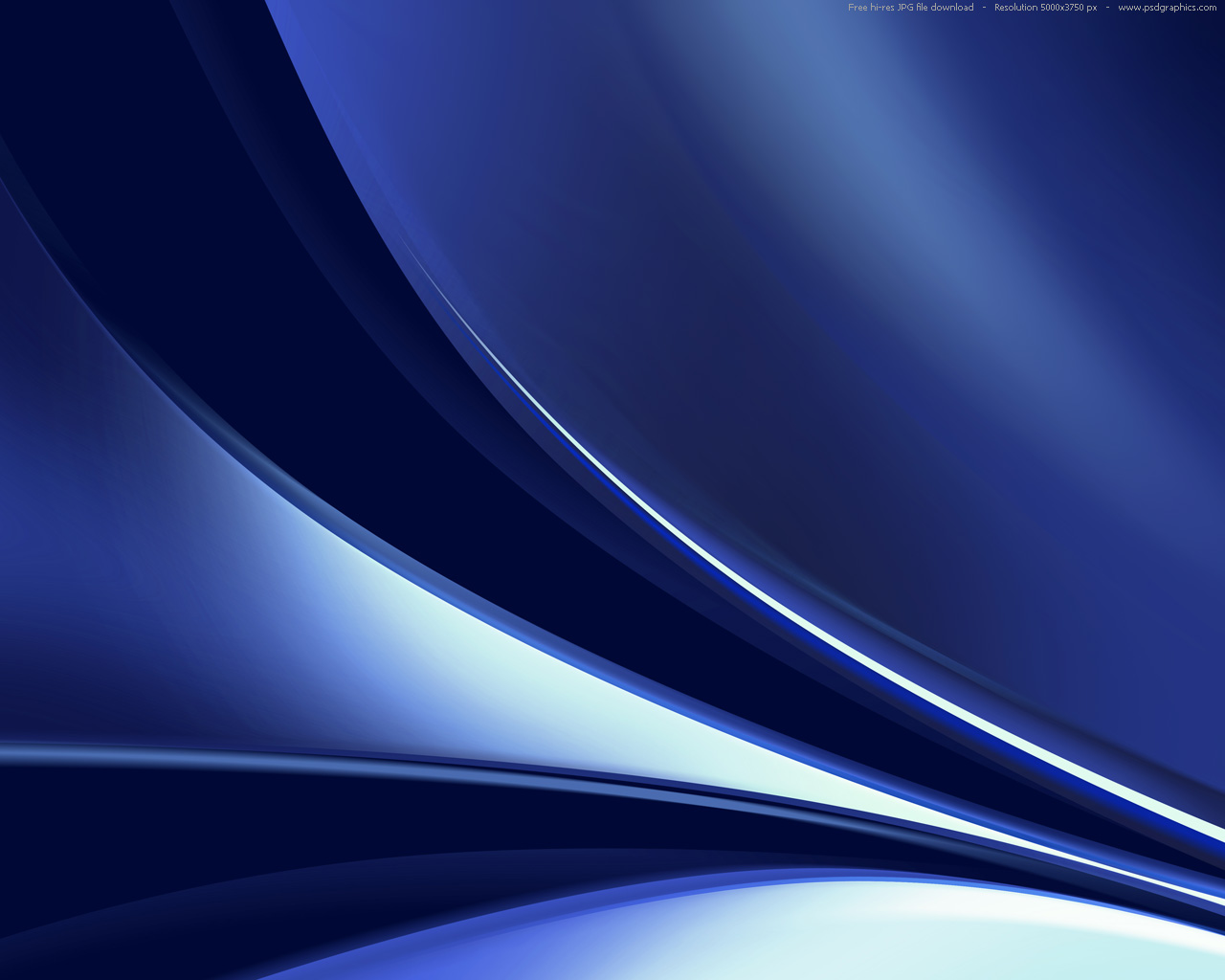 Abstract dark blue background PSDGraphics 1280x1024