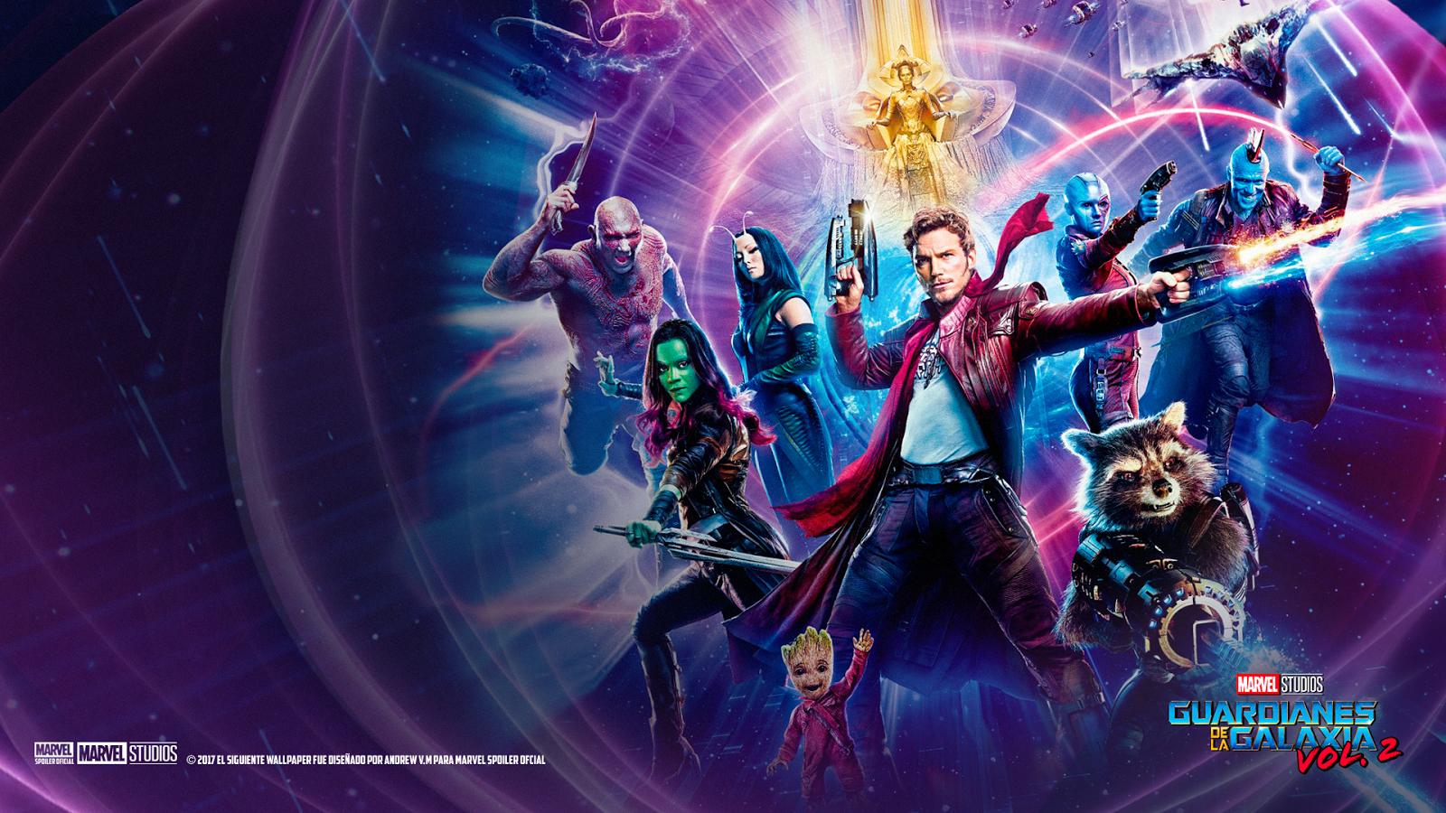 1600x900px Guardians Of The Galaxy Vol 2 Wallpapers Wallpapersafari