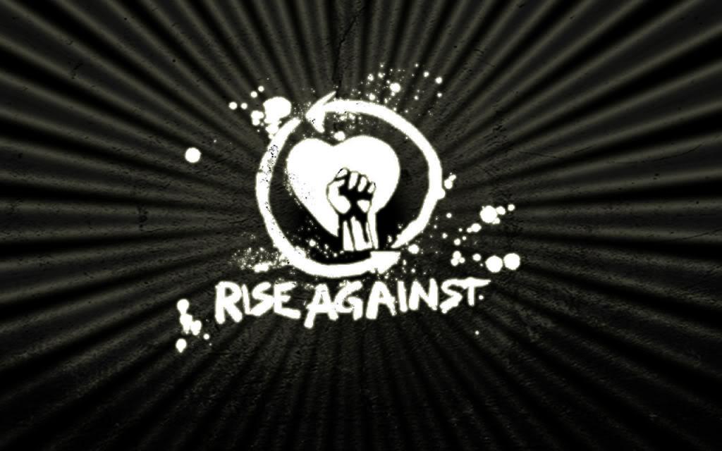 rise against logo hd 1080p