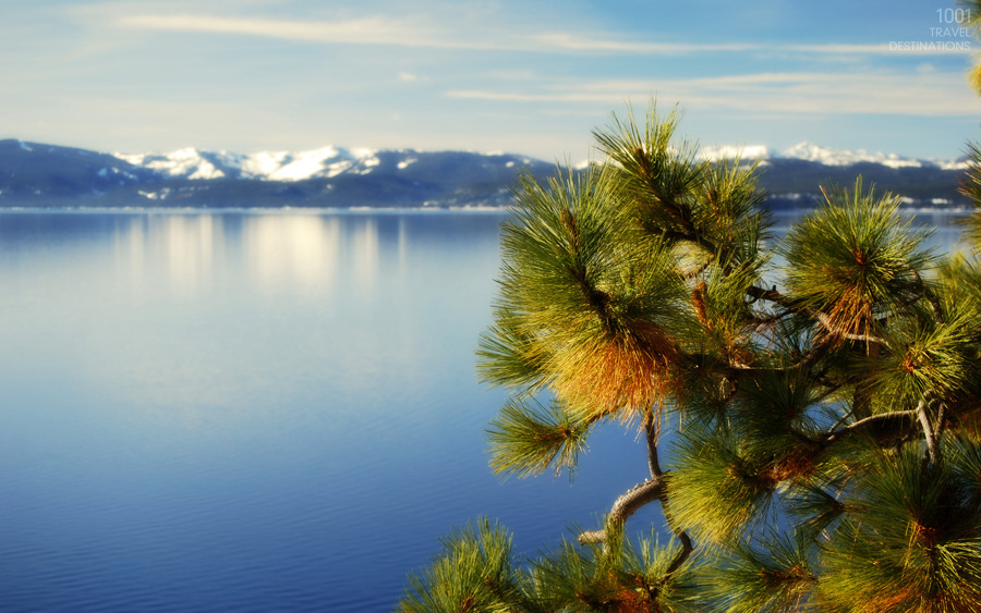 Lake Tahoe Wallpaper 1001 travel destinations 900x563