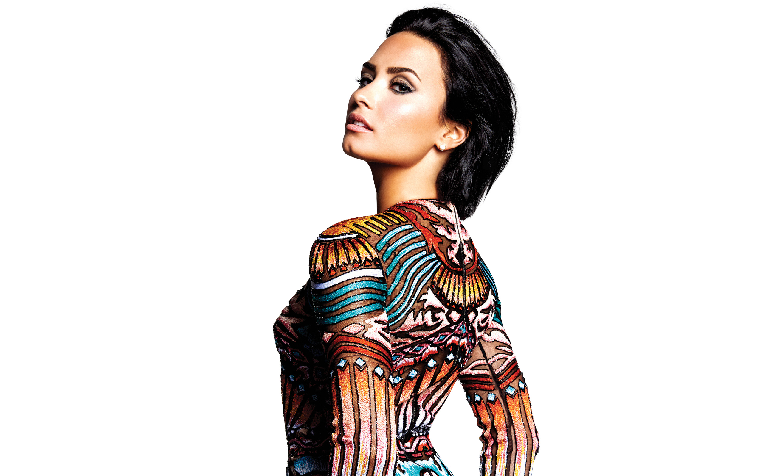 Demi Lovato Confident 2015 Wallpapers HD Wallpapers 2560x1600