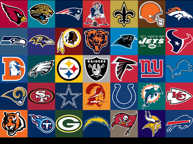 nfl background logos nfl logo tilted 640x480