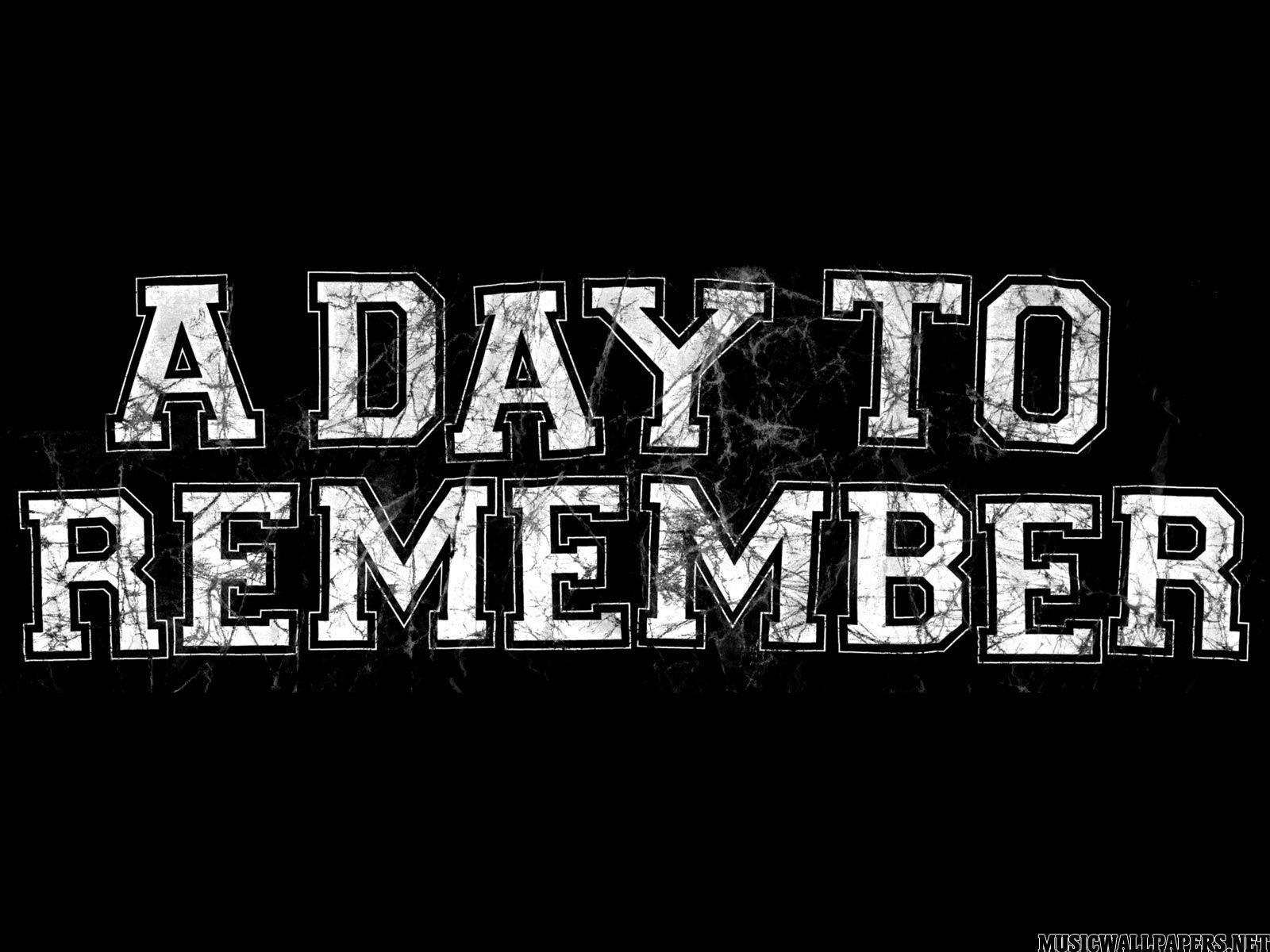 A Day To Remember Homesick Wallpapers 1600x1200
