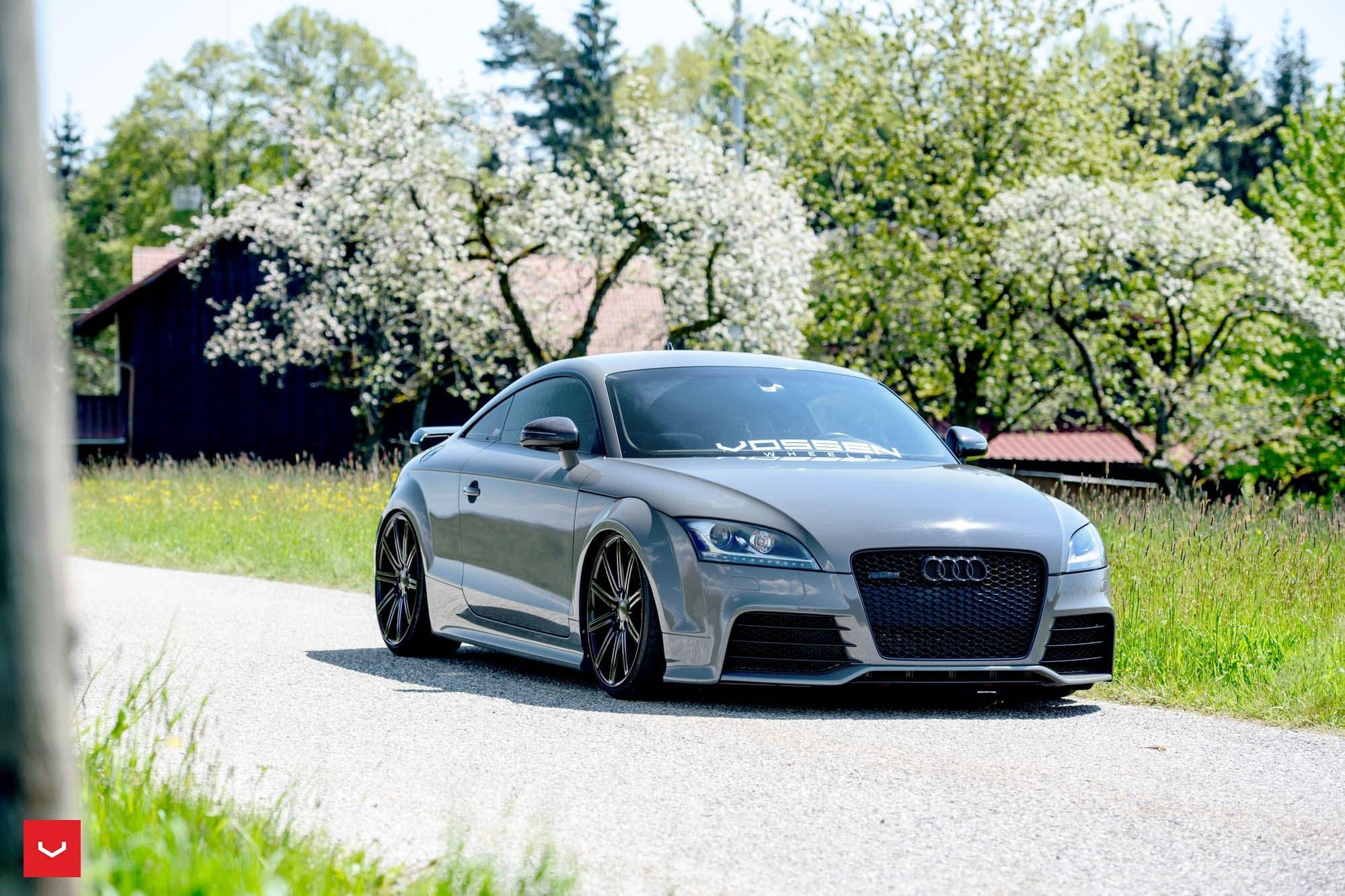 Audi TT RS Tuning Wallpapers HD Sport Vossen Wheels 2000x1333