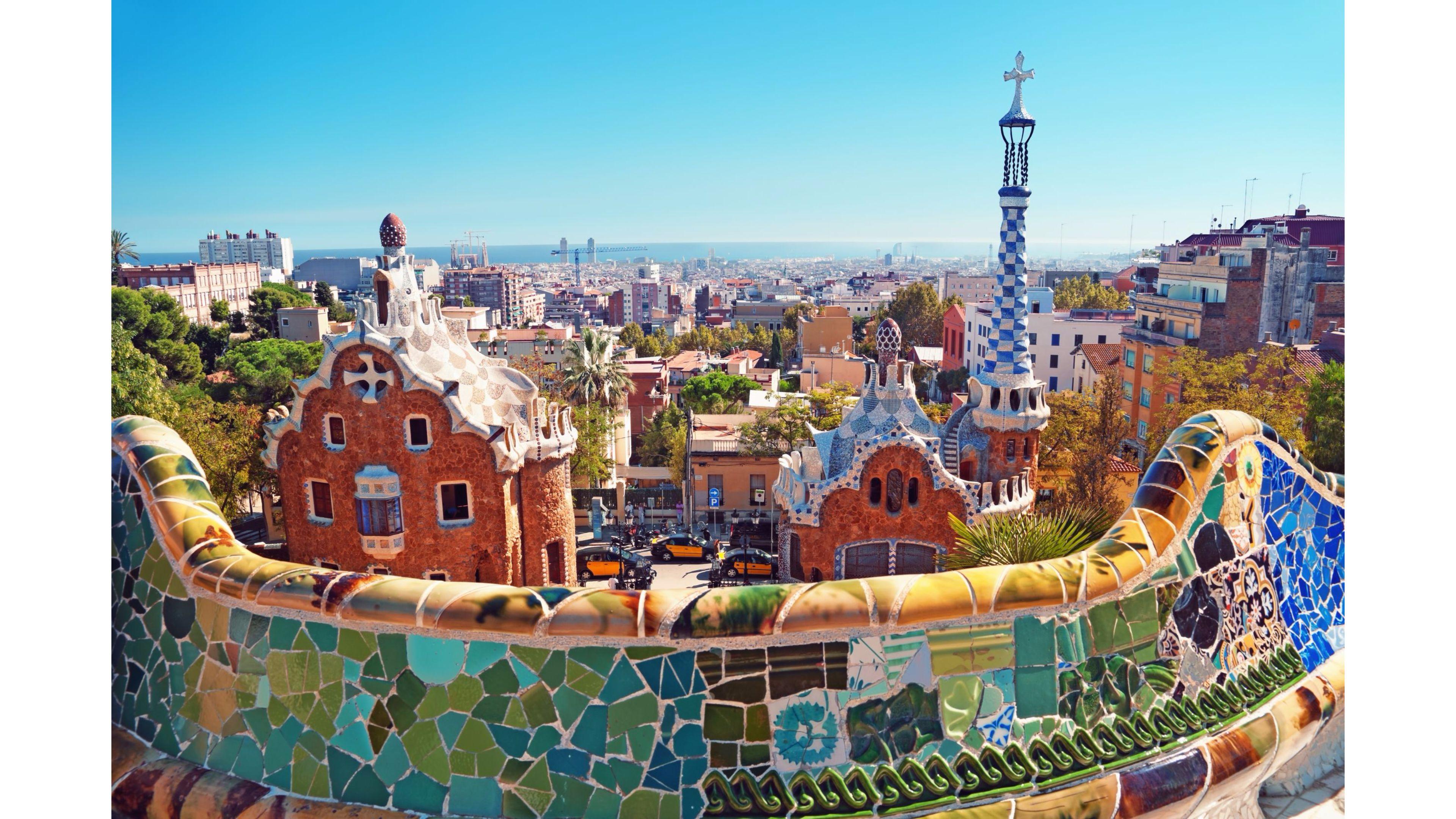 historical barcelona spain 4k - photo #3