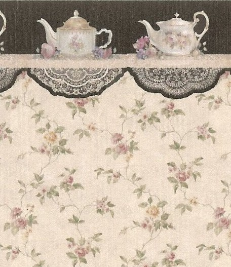 Kitchen Tea Background: Dollhouse Wallpaper Tips