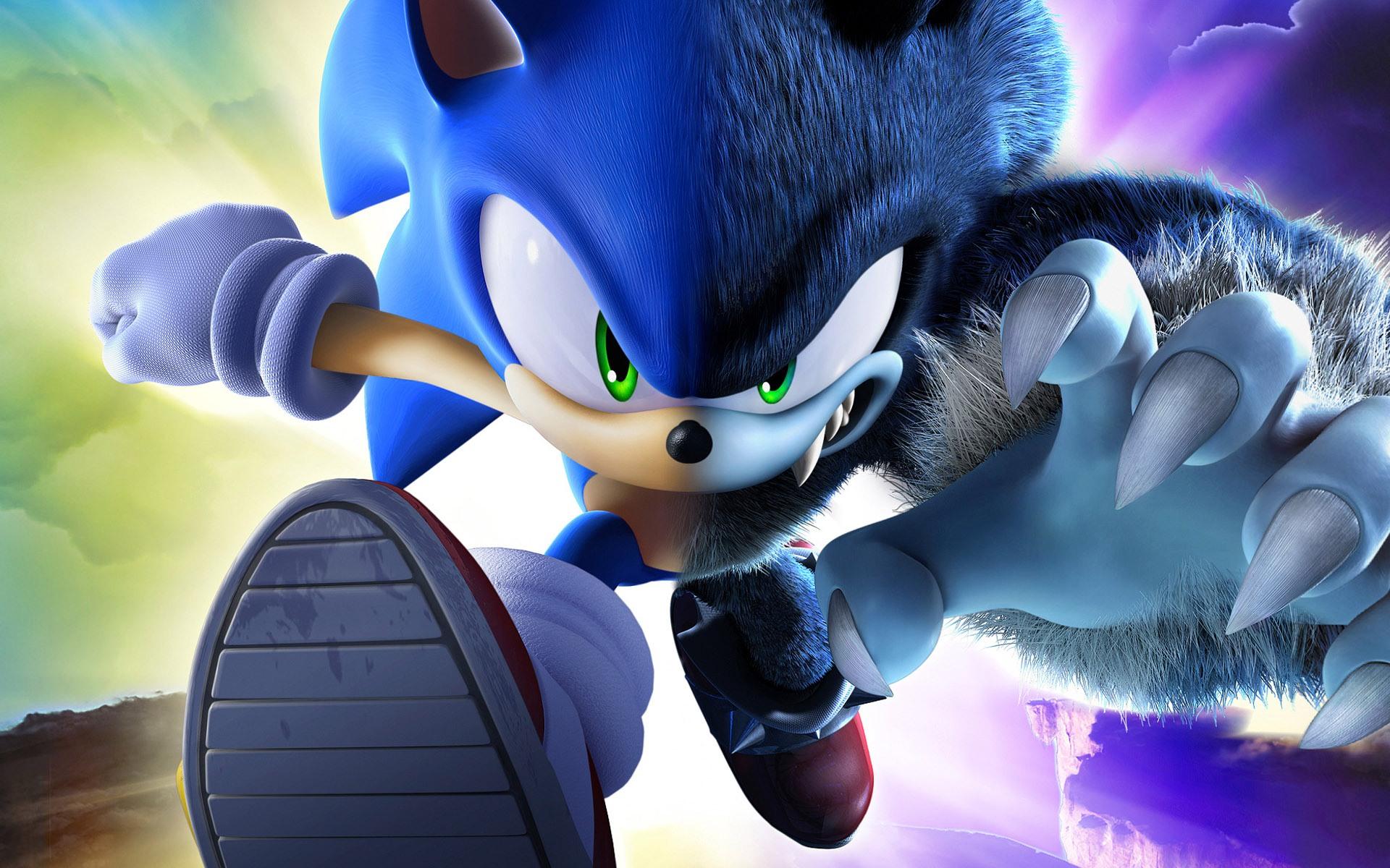 Sonic wallpaper for desktop wallpapersafari - Super sonic wallpaper free download ...