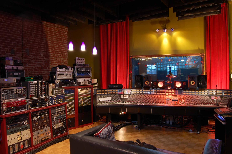 Recording Studio Wallpaper   LiLzeu   Tattoo DE 1483x986
