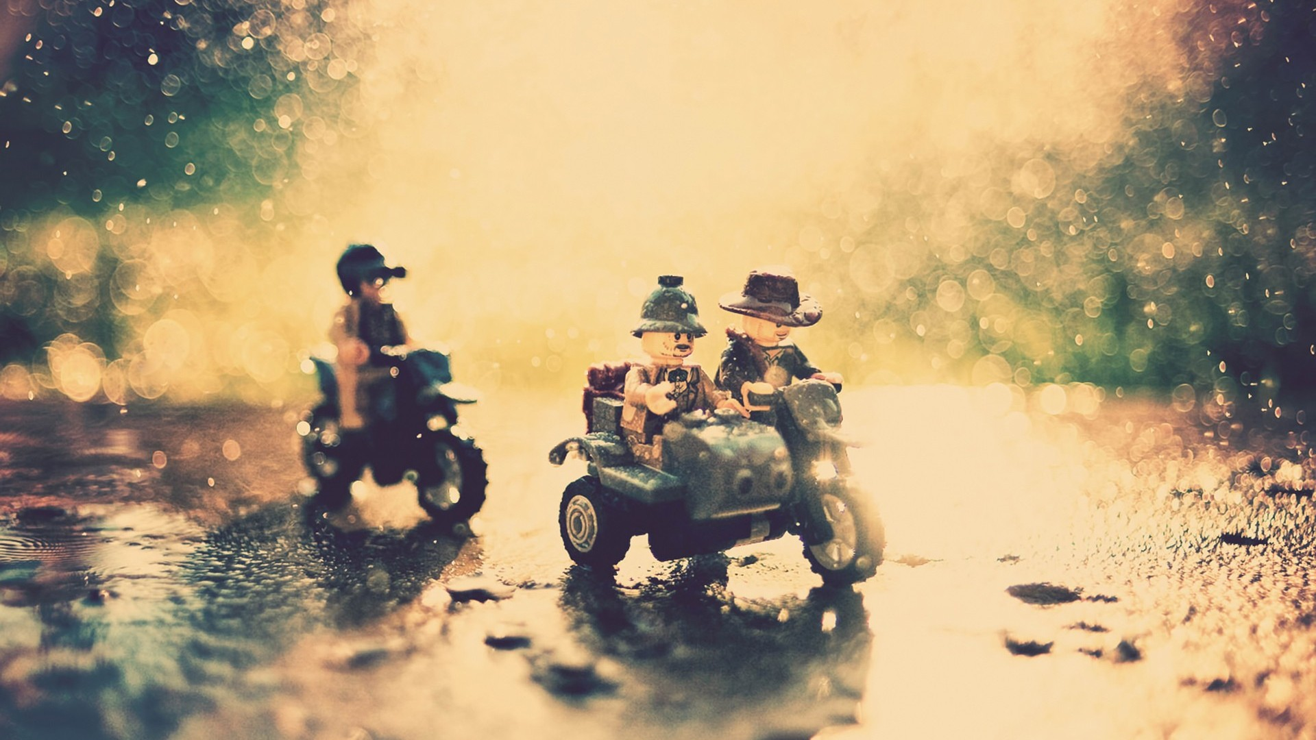 Wallpaper Lego Indiana Jones HD 1920x1080