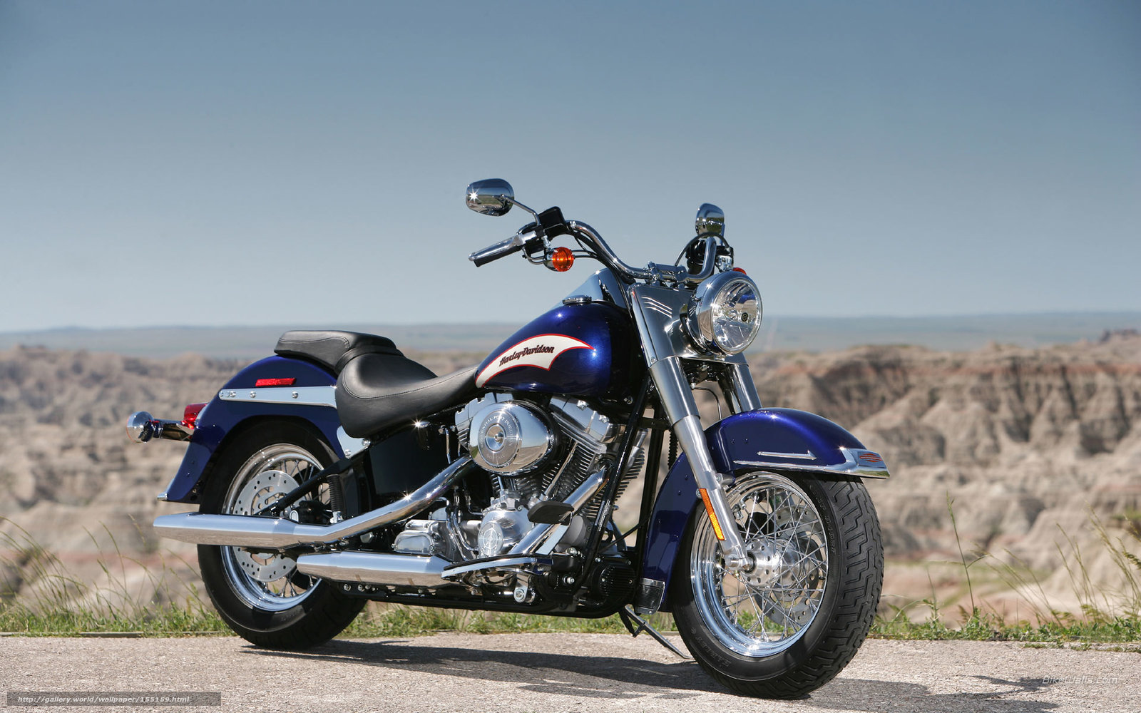 Harley Davidson Desktop Wallpaper Softail - WallpaperSafari