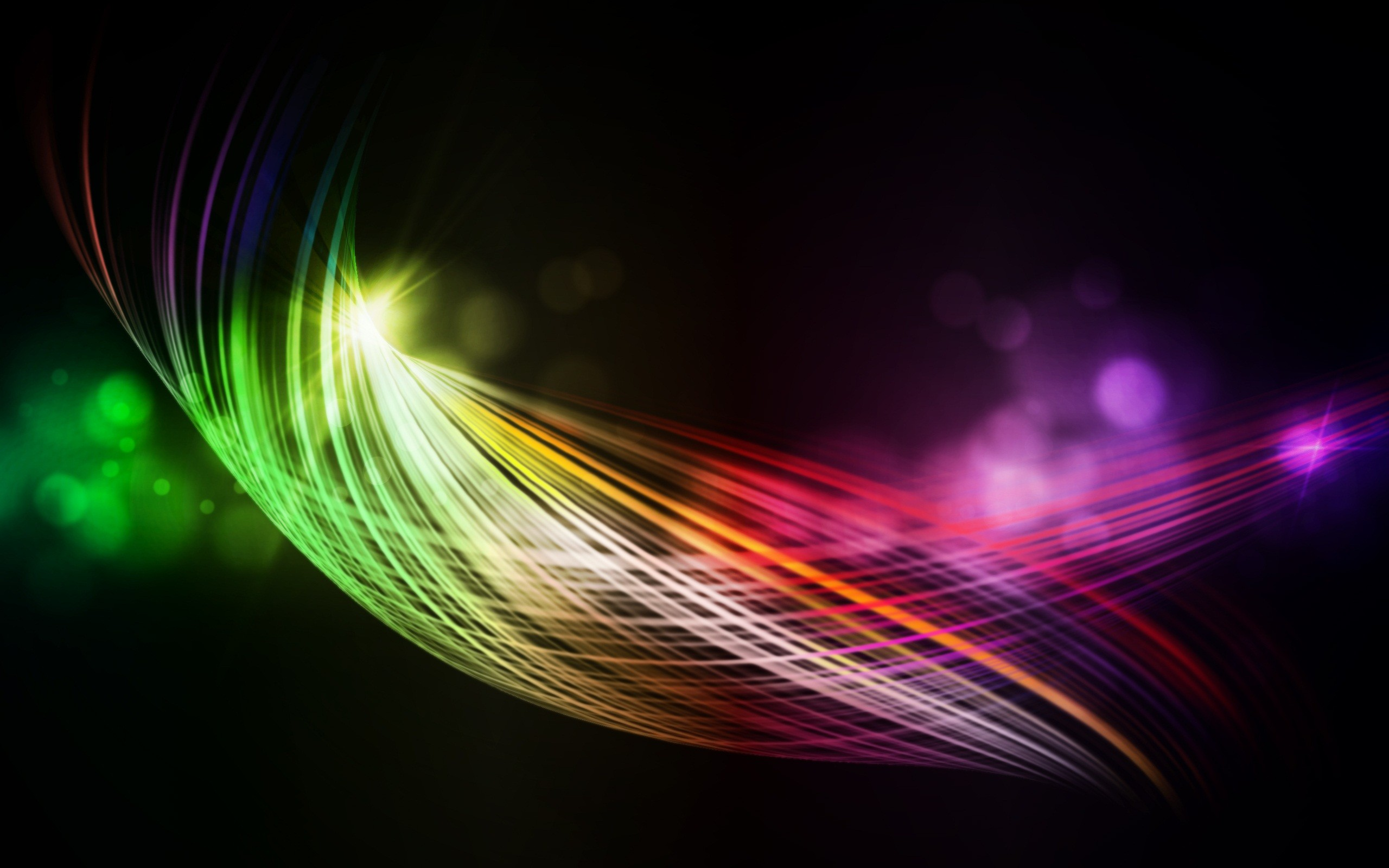Abstract Colorful Wallpaper 2560x1600 Abstract Colorful Lines 2560x1600