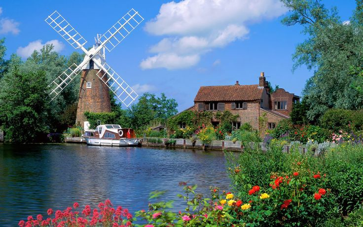 Christian Nature Scenes   Bing Images Windmills Pinterest 736x460